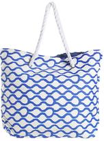 Blue Beach Bag - ShopStyle Australia