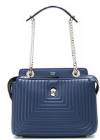 Fendi Dotcom Click shoulder bag - women - Calf Leather - One Size