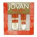 Coty Jovan Musk Eau de Toilette Spray Gift Set for Women, 2 Ounce