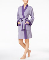 Charter Club Double Knit Robe