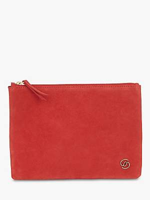 Gerard Darel Leather Pocket Pouch