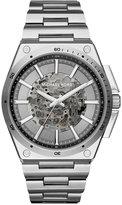Michael Kors Men's Automatic Wilder Stainless Steel Bracelet Watch 44mm MK9021