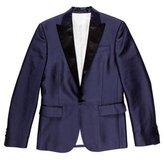 DSQUARED2 Beverly Hills Silk Tuxedo Blazer