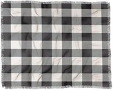 """Deny Designs Zoe Wodarz City Plaid Throw Blanket - 60"""" x 50"""""""