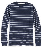 Vans Boy's Milton Stripe Long Sleeve T-Shirt