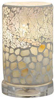 """Dale Tiffany Andes 6.75""""H Mosaic Desk Lamp"""