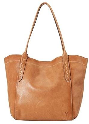 Frye Reed Shoulder Tote (Sunflower) Handbags