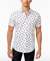 American Rag Men's Skater Bird Graphic-Print Cotton Shirt, Only at Macy's