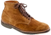 Alden for J.Crew suede boots