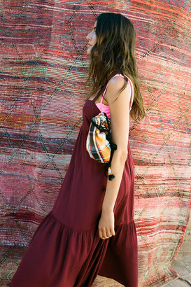Urban Outfitters Haverford Frock Midi Dress