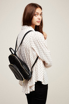 Gracie Roberts Womens LYRA FAUX FUR BACKPACK