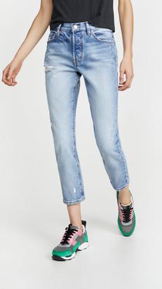 ei8htdreams Rigid High Waist Crop Skinny Jeans