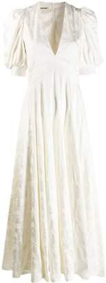 Zadig & Voltaire Zadig&Voltaire Flower Robe longue dress
