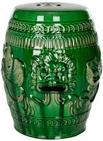 Safavieh Outdoor Dragon Ceramic Garden Stool