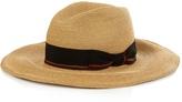 FILÙ HATS Batu Tara straw hat