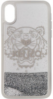 Kenzo Silver Tiger iPhone X Case