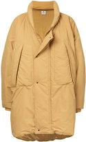 SASQUATCHfabrix. oversized zipped coat