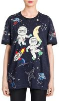 Dolce & Gabbana Cotton Space Tee
