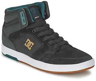 DC NYJAH HIGH SE women's Shoes (High-top Trainers) in Black