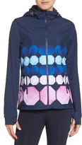 Ted Baker Women's Marina Mosaic Hooded Jacket
