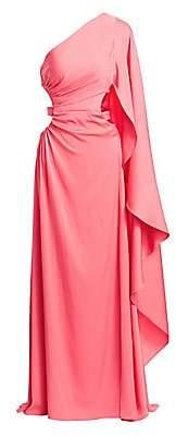 Cult Gaia Women's Cosette One-Shoulder Cutout Dress