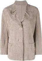 Sylvie Schimmel Dinard jacket - women - Goat Skin - 38
