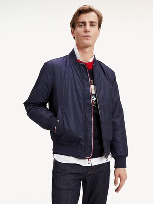 Tommy Hilfiger Water-Repellent Bomber Jacket