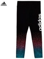adidas Black Colour Gradient Wardrobe Leggings