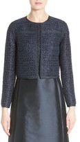 Lafayette 148 New York Women's Kadian Textured Jacket