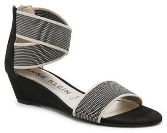 Anne Klein Vedette Wedge Sandal