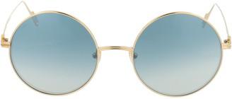 Cartier Round Frame Sunglasses