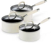 Marks and Spencer 3 Piece Aluminium Saucepan Set