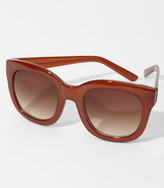 Fred Flare Rust Jesse Sunglasses