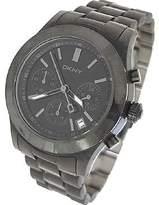 DKNY Women's NY8164 Grey Plastic Quartz Watch with Dial