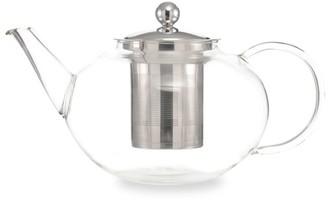 Grosche Joliette Teapot and Stainless Steel Infuser, 50 oz.