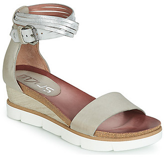 Mjus TAPASITA women's Sandals in Grey