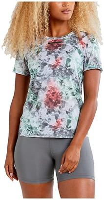 Craft Vent Mesh Short Sleeve Tee (Multi Neo) Women's Clothing