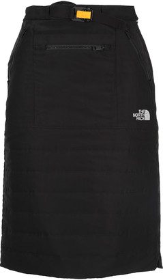 The North Face Black Series Quilted Midi Skirt