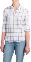 Jachs NY Ariel Button-Back Shirt - Rayon, Long Sleeve (For Women)