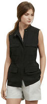 Kenneth Cole Tencel Military Vest