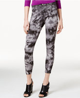 Hue Tie Dye Super Smooth Denim Skimmer Leggings