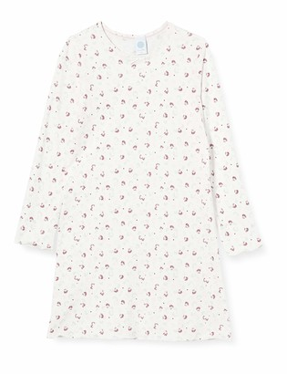 Sanetta Girl's Sleepshirt Broken White Nightgown