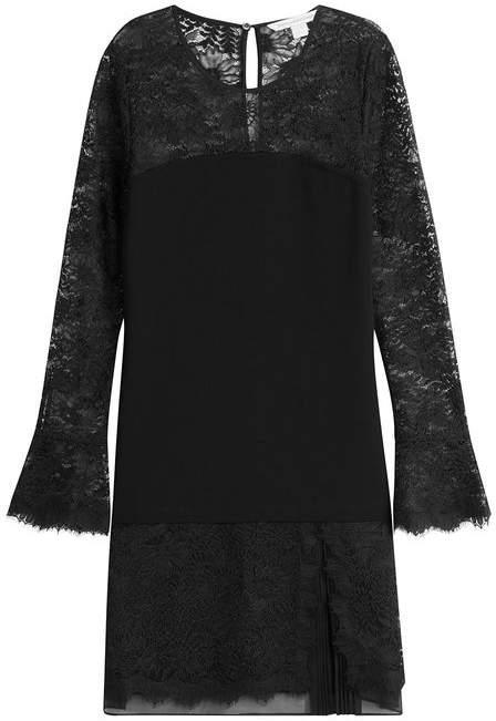 Diane von Furstenberg Dress with Lace