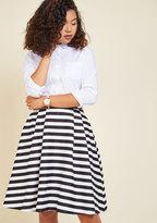 Dusk and Stunner Midi Skirt in S