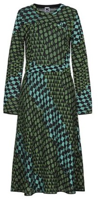 M Missoni 3/4 length dress