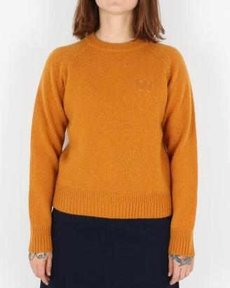 Wood Wood Asta Sweater Mustard - XS