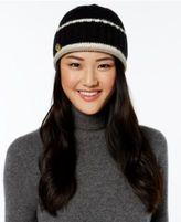 Anne Klein Cuff Hat