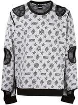 Kokon To Zai Inside Out cut-off sweartshirt - unisex - Cotton - S