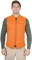 Mountain And Isles Men's Mountain and Isles Modern-Fit Sueded Quilted Vest