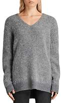AllSaints Ade V-Neck Sweater